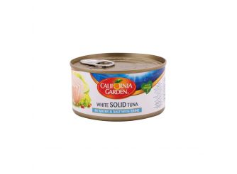 California Garden White Tuna in Water & Salt