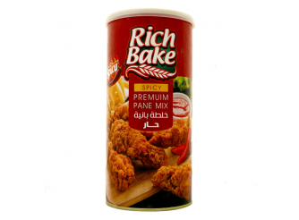 Rich Bake Spicy Pane Mix