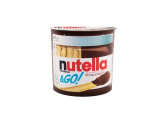 Nutella & Go Hazelnut Spread & Breadsticks