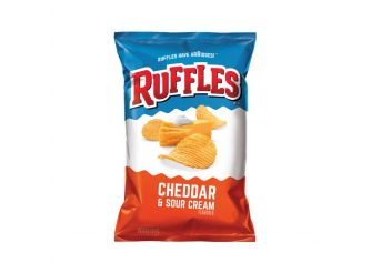 Ruffles Sour Cream & Onion Chips