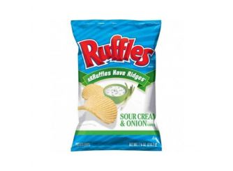 Ruffles Baked Sour Cream & Onion