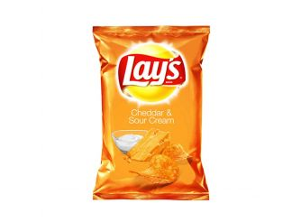 Lay's Cheddar & Sour Cream