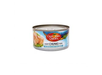 California Garden Light Chunks Tuna In Sunflower Oil
