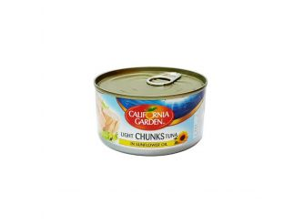 California Garden Tuna Chunks in Vegetable Oil