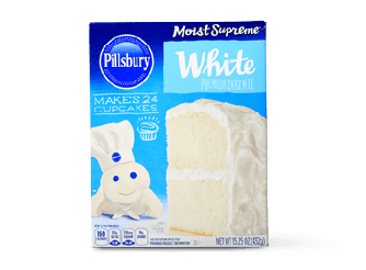 Pillsbury Classic White Cake Mix