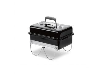 Weber Go Anywhere Charcoal Grill (Black)