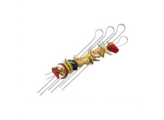 Weber Double Pronged Skewers