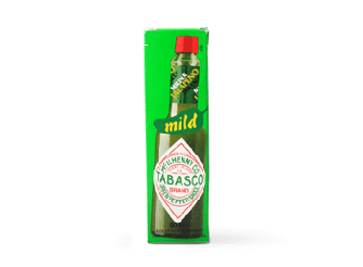 Tabasco Green Pepper Sauce60ml