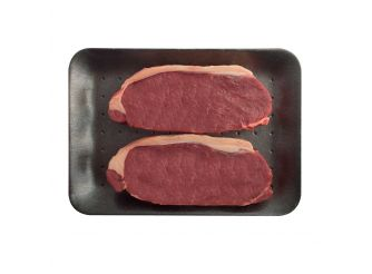 Chilled Young Angus Beef Sirloin Steak