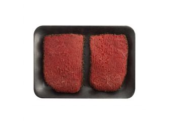 Chilled Young Angus Beef Peppered Steak