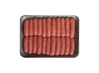 Young Angus Beef Mini Merguez Sausages