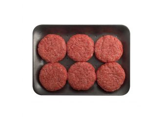 Chilled Young Angus Beef Small Burgers