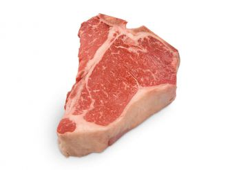 Frozen USA Certifed Angus T- Bone Steak