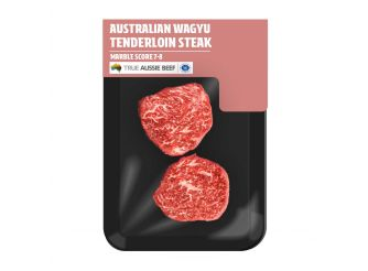 Frozen Aussie Wagyu Fillet Steak Center Cut
