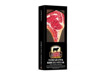 Frozen Tomahawk Ribeye Steak