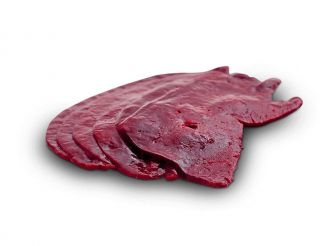 Frozen South African Sliced Veal Liver