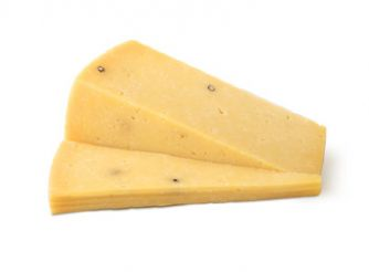Egyptian Roumy Cheese with Pepper