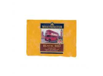 Westminster Rustic Red Cheddar Cheese