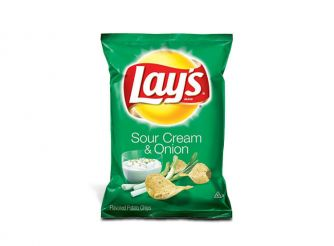 Lay's Sour Cream & Onion