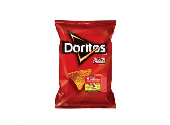 Doritos Nacho Cheese Flavoured Tortilla Chips