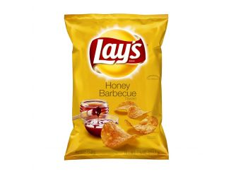 Lay's Honey BBQ Chips