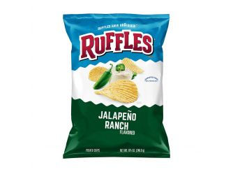 Ruffles Jalapeno & Ranch Chips