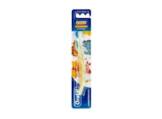 Oral-B Baby Toothbrush  (0-2 years)