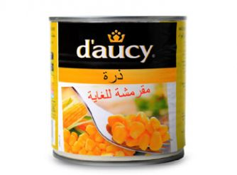 Daucy Ultra Crunch Corn