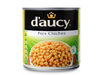 Daucy Chick Peas
