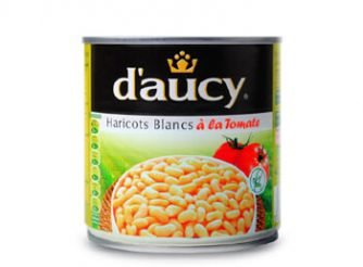 Daucy White Beans with Tomatoes