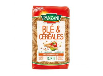Panzani Wheat & Cereal Torti