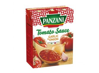 Panzani Tomato Garlic & Onion Sauce