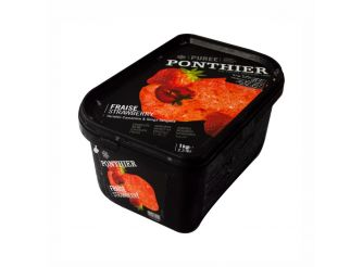 Ponthier Frozen Strawberry Puree