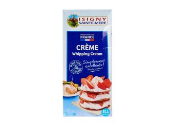 Isigny Ste-Mère Whipping Cream 35% Fat
