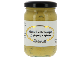 Delouis Mustard with Tarragon