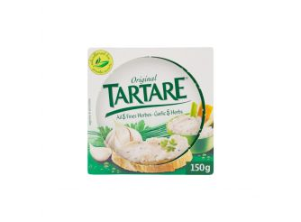 Tartare Cheese with Garlic & Herbs