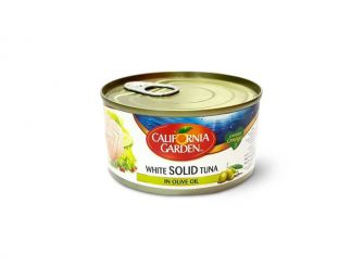 California Garden Light Tuna in Olive Oil with Brine