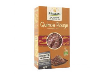 Primeal Red Quinoa, Organic and Gluten free
