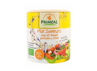 Primeal Chia Flowers with Lemon, Organic