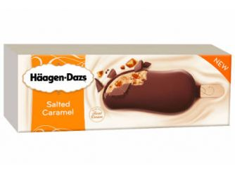 Haagen-Dazs Salted Caramel Stickbar Ice Cream