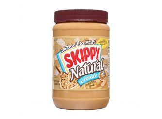 Skippy Natural Creamy Peanut Butter