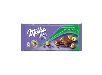 Milka Whole Hazelnut Milk Chocolate
