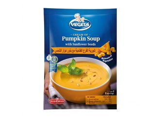 Vegeta Cream of Pumpkin Soup