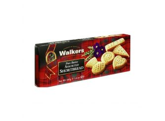 Walkers Pure Butter Assorted Shortbread