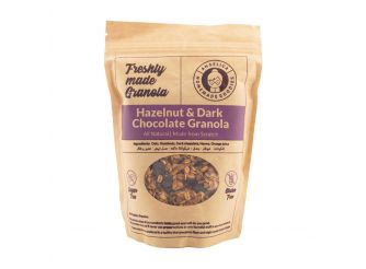 Angelica Hazelnut & Dark Chocolate Granola