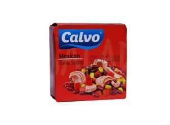 Calvo Mexican Tuna Salad