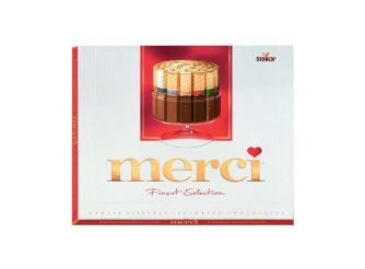 Merci Assorted Chocolate 250g