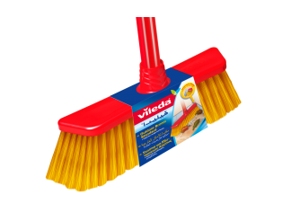 Vileda Outdoor Broom with Handle