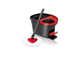 Vileda Turbo Smart Microfibre Spin Mop & Bucket Set