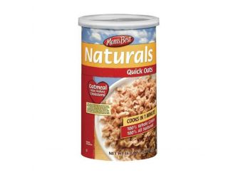 Mom's Best Quick Oatmeal
